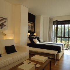Отель Woo Travelling Plaza de Oriente Homtel комната для гостей