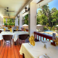 Отель Bedarra Beach Inn Фиджи, Вити-Леву - отзывы, цены и фото номеров - забронировать отель Bedarra Beach Inn онлайн питание фото 2