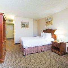 Отель Days Inn Columbus Airport США, Колумбус - отзывы, цены и фото номеров - забронировать отель Days Inn Columbus Airport онлайн комната для гостей фото 2