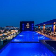 Acqua Hotel бассейн фото 3