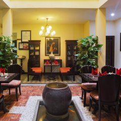 Little Hoian Boutique Hotel & Spa Хойан интерьер отеля