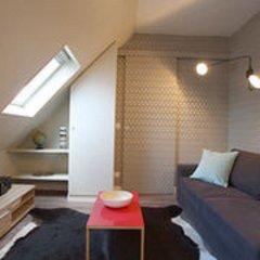 Отель Appartements Paris Centre - At Home-Hotel Франция, Париж - отзывы, цены и фото номеров - забронировать отель Appartements Paris Centre - At Home-Hotel онлайн комната для гостей фото 3