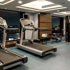 Отель Hyatt Raipur фитнесс-зал фото 4