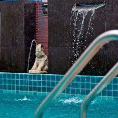 Отель Fortuna Hotel Таиланд, Бангкок - отзывы, цены и фото номеров - забронировать отель Fortuna Hotel онлайн бассейн фото 2