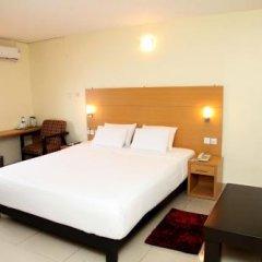 Отель Adis Hotels Ibadan Нигерия, Ибадан - отзывы, цены и фото номеров - забронировать отель Adis Hotels Ibadan онлайн комната для гостей фото 4