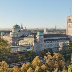Отель Schlicker - Zum Goldenen Löwen Мюнхен фото 8