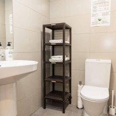 Отель B&B Habitaciones Barra89 ванная