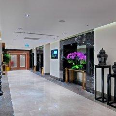 Отель Mercure Istanbul Bomonti интерьер отеля фото 2