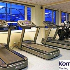 Отель Clarion Edge Тромсе фитнесс-зал