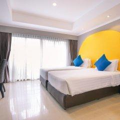 Отель Furamaxclusive Sukhumvit Бангкок комната для гостей фото 2