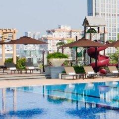 Sheraton Guangzhou Hotel бассейн фото 2