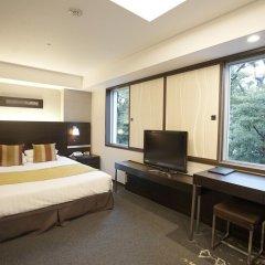 Отель Akasaka Excel Hotel Tokyu Япония, Токио - отзывы, цены и фото номеров - забронировать отель Akasaka Excel Hotel Tokyu онлайн комната для гостей фото 3