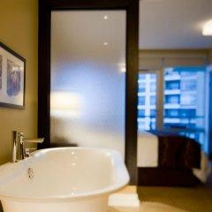 Отель The Parkside Hotel & Spa Канада, Виктория - отзывы, цены и фото номеров - забронировать отель The Parkside Hotel & Spa онлайн ванная