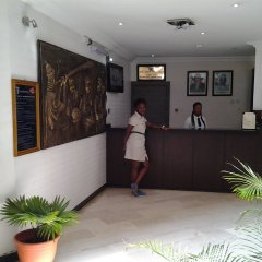 Thornberry Savannah Suite Hotel интерьер отеля фото 2