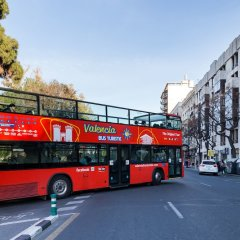 Отель Travel Habitat Torres De Serrano Валенсия городской автобус