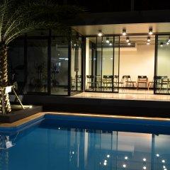 Отель Grand Marina Residence бассейн