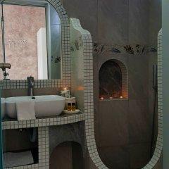 Отель Villa Pavlina Греция, Остров Санторини - отзывы, цены и фото номеров - забронировать отель Villa Pavlina онлайн ванная фото 2
