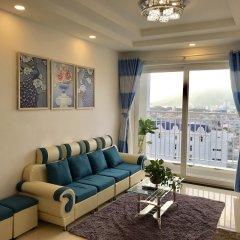 Отель Diamond Sea Apartment Вьетнам, Вунгтау - отзывы, цены и фото номеров - забронировать отель Diamond Sea Apartment онлайн комната для гостей фото 4