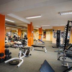 Гостиница Акватика фитнесс-зал фото 4