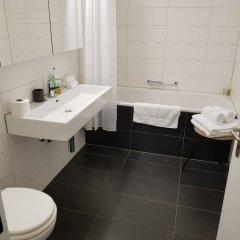 Отель Paradeplatz Apartment by Airhome Швейцария, Цюрих - отзывы, цены и фото номеров - забронировать отель Paradeplatz Apartment by Airhome онлайн ванная