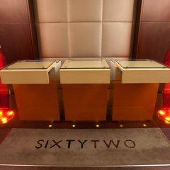 Отель Sixtytwo Испания, Барселона - 5 отзывов об отеле, цены и фото номеров - забронировать отель Sixtytwo онлайн интерьер отеля фото 2