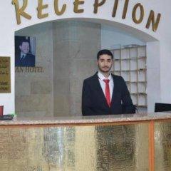 Отель Razan Hotel Иордания, Амман - отзывы, цены и фото номеров - забронировать отель Razan Hotel онлайн интерьер отеля фото 2