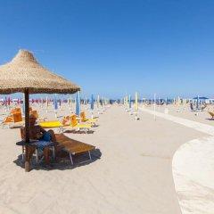 Hotel Superga пляж