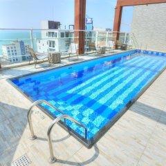 Отель Wonder Hotel Colombo Шри-Ланка, Коломбо - отзывы, цены и фото номеров - забронировать отель Wonder Hotel Colombo онлайн бассейн фото 3