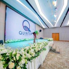 Отель Quinter Central Nha Trang Вьетнам, Нячанг - отзывы, цены и фото номеров - забронировать отель Quinter Central Nha Trang онлайн помещение для мероприятий фото 2