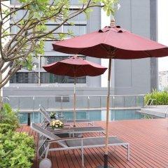 Отель Oakwood Residence Sukhumvit 24 Бангкок бассейн фото 2