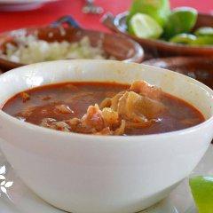 Hotel Posada Virreyes питание фото 3