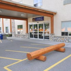 Отель BEST WESTERN PLUS Valemount Inn & Suites балкон