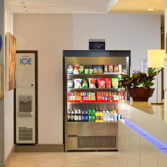 Отель Holiday Inn Express Glasgow Airport Пейсли развлечения