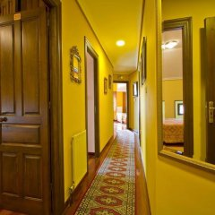Отель Hostería Miguel Ángel интерьер отеля