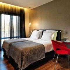 Отель Exe Ramblas Boqueria Испания, Барселона - 2 отзыва об отеле, цены и фото номеров - забронировать отель Exe Ramblas Boqueria онлайн комната для гостей фото 4
