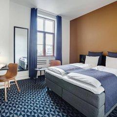 Отель Ritz Aarhus City Дания, Орхус - отзывы, цены и фото номеров - забронировать отель Ritz Aarhus City онлайн комната для гостей