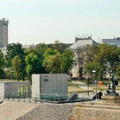 Отель Logos Варшава парковка