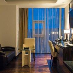 International Hotel Sayen 4* Стандартный номер с различными типами кроватей