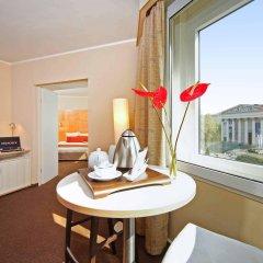 Mercure Budapest Korona Hotel Будапешт удобства в номере фото 2