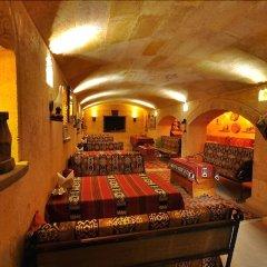 Отель Akman Butik Аванос гостиничный бар