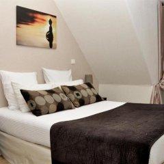Hotel Du Mont Blanc Париж комната для гостей