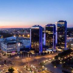 Отель Gothia Towers Швеция, Гётеборг - отзывы, цены и фото номеров - забронировать отель Gothia Towers онлайн вид на фасад