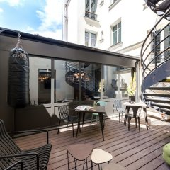 Отель Innova Франция, Париж - 1 отзыв об отеле, цены и фото номеров - забронировать отель Innova онлайн питание фото 2