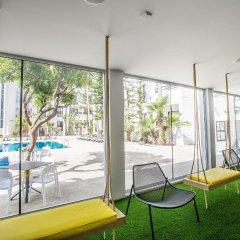 Отель Апарт-отель Anthea Кипр, Айя-Напа - - забронировать отель Апарт-отель Anthea, цены и фото номеров бассейн