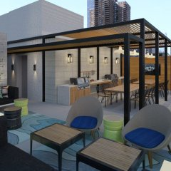 Отель TownePlace Suites by Marriott New York Manhattan/ балкон