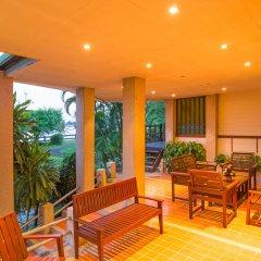 Отель Krabi City Seaview Краби интерьер отеля фото 2