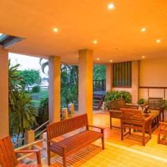 Krabi City Seaview Hotel интерьер отеля фото 2