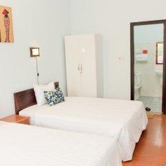 Отель Tan Thanh Beach Villa комната для гостей фото 5