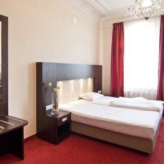 Novum Hotel Graf Moltke Гамбург комната для гостей