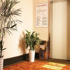 GreenTree Alliance Nantong West Renmin Road Coach Station Hotel интерьер отеля